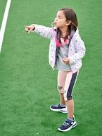 Reversible Sports Jacket for Girls  - vertbaudet enfant