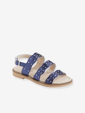 Girls' Sandals - French Online Boots for Kids - vertbaudet