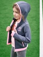 Sports Jacket with Zip, for Girls  - vertbaudet enfant