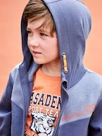 Sports Jacket with Zip, Techno Fabric, for Boys  - vertbaudet enfant