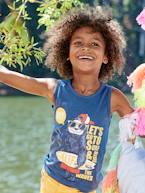 Tank Top with Fun Surfing Motif for Boys  - vertbaudet enfant