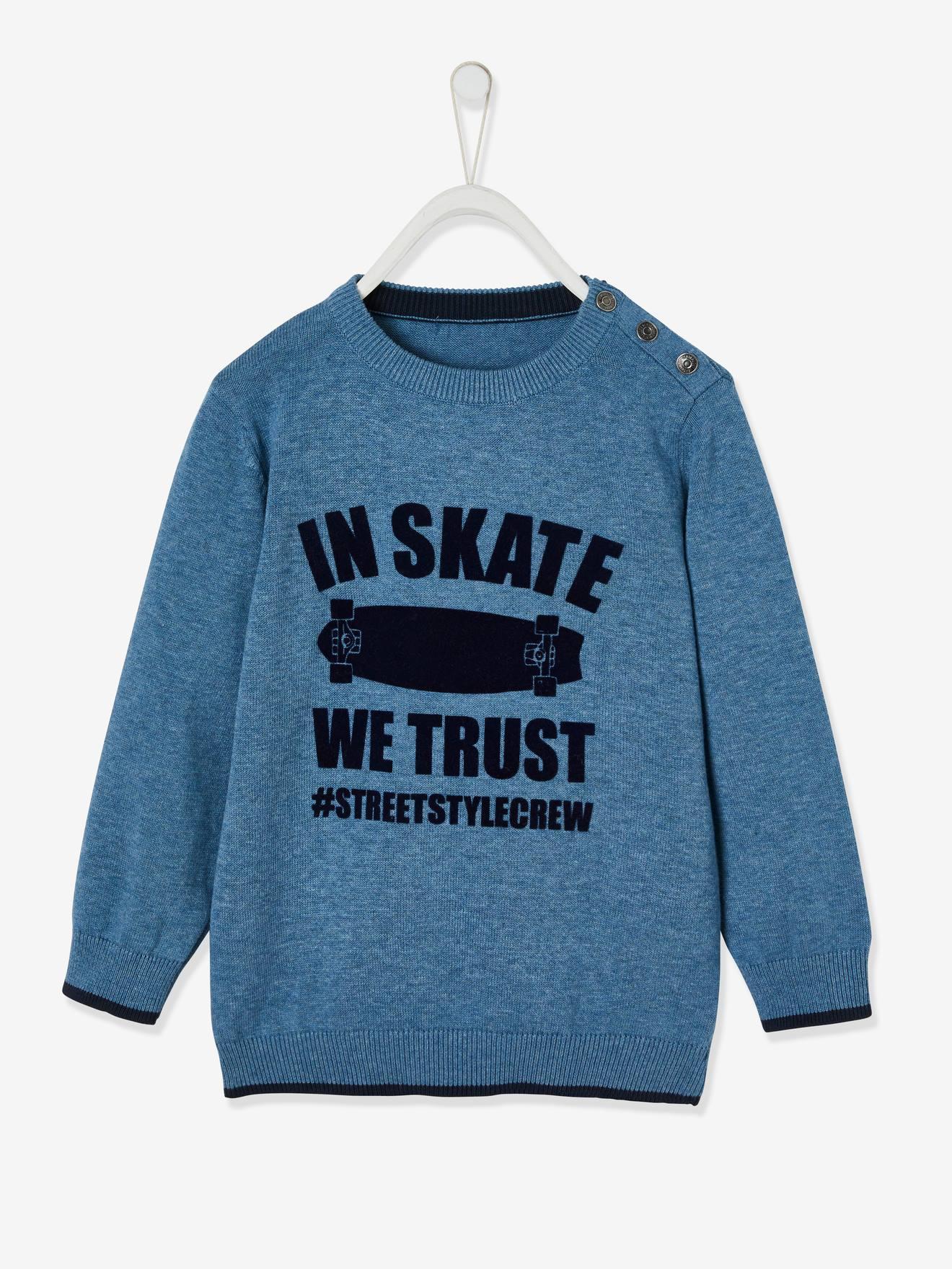 Boys Pulls Hoodies Sweatshirts Tops avec défauts