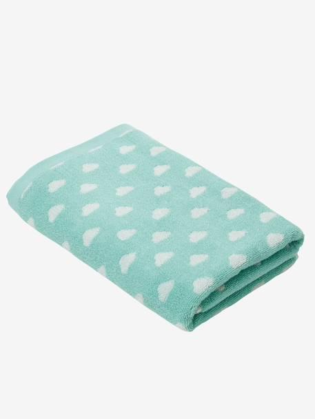 serviette de bain linge de lit. Black Bedroom Furniture Sets. Home Design Ideas