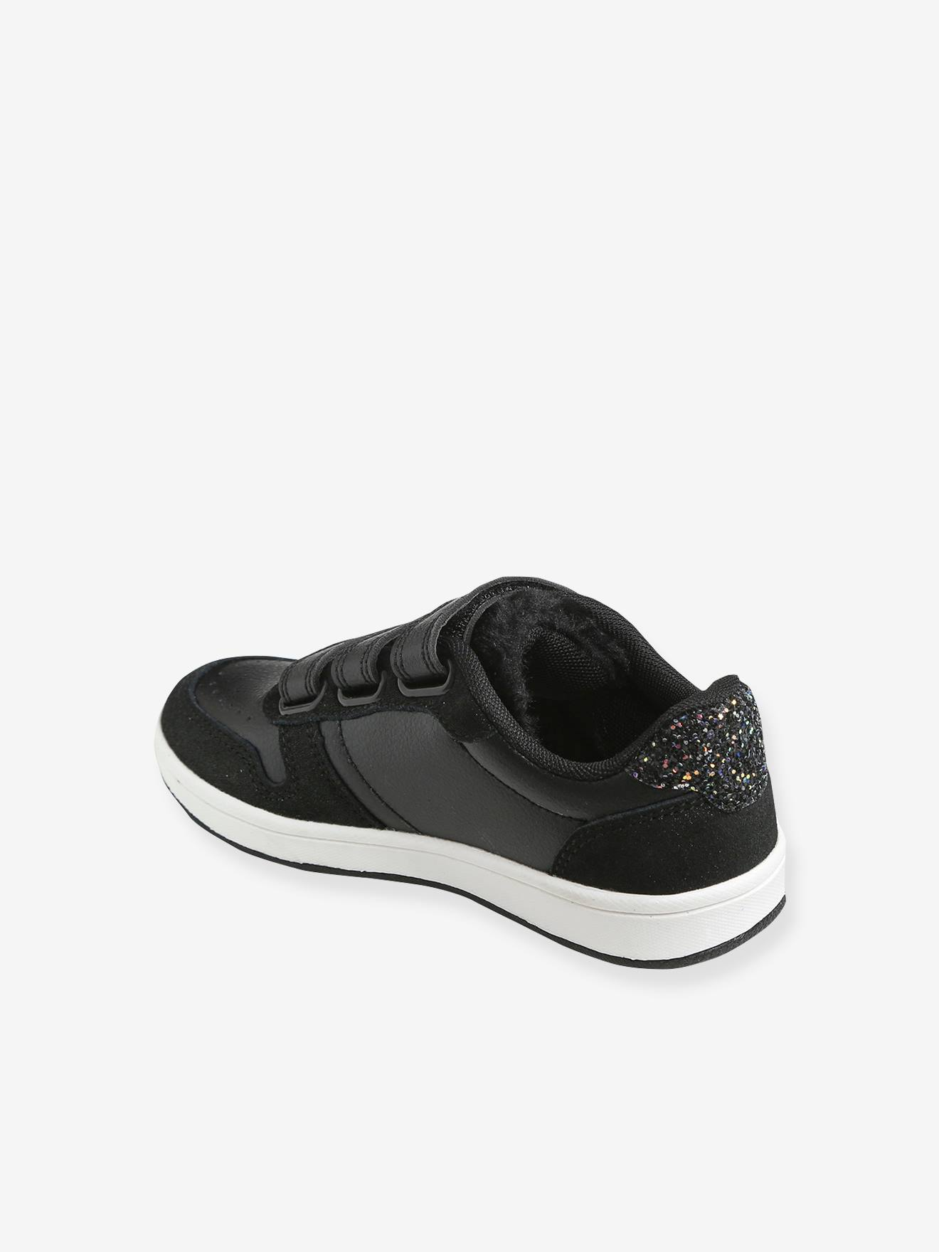 Fancy Trainers with Touch Fasteners