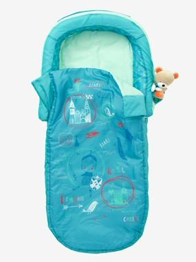 Bedding-Child's Bedding-Sleeping Bags & Ready Beds-Readybed® Sleeping Bag with Integrated Mattress & Headboard, Knight Theme