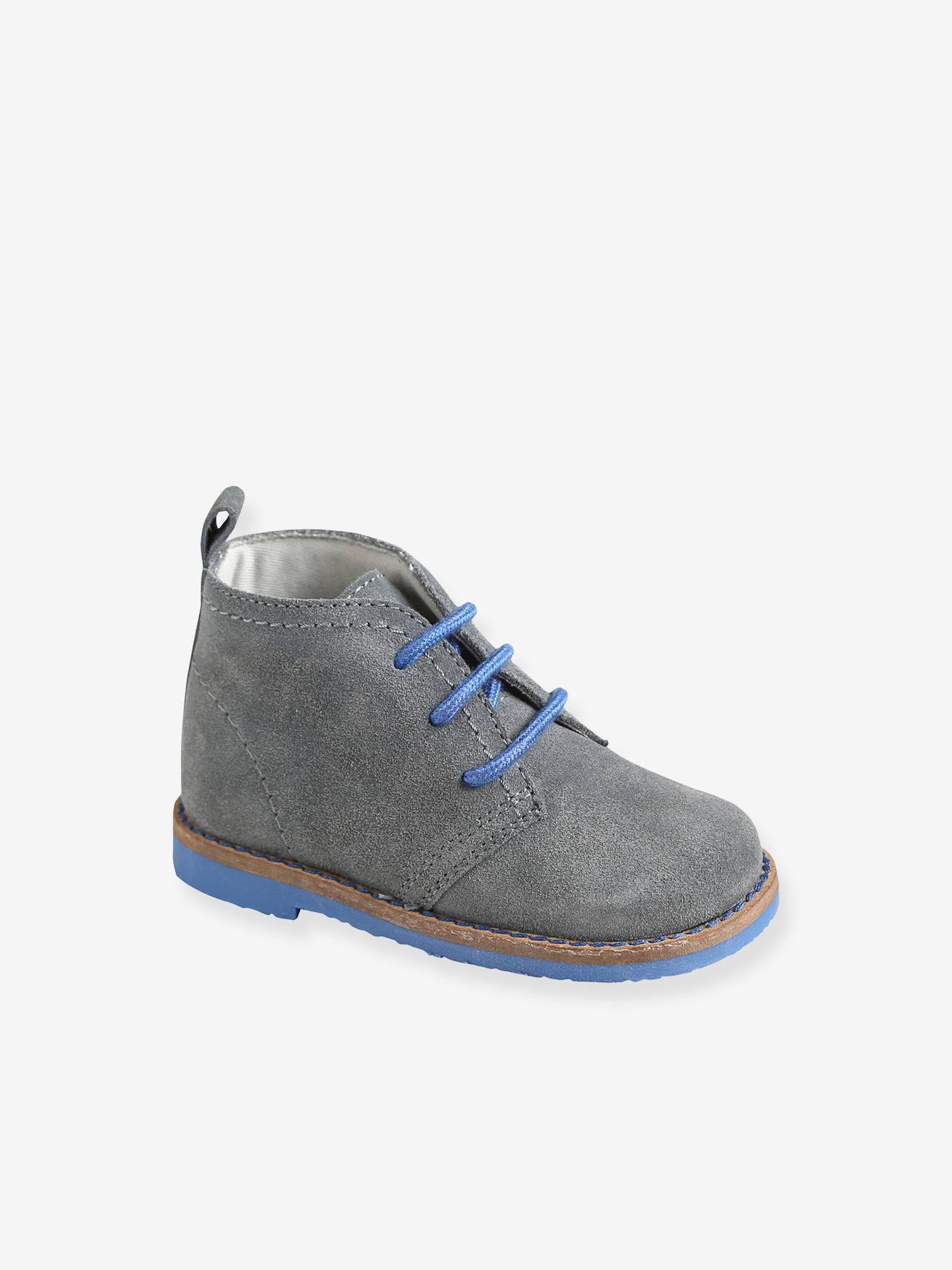 Baby Boys - grey medium solid