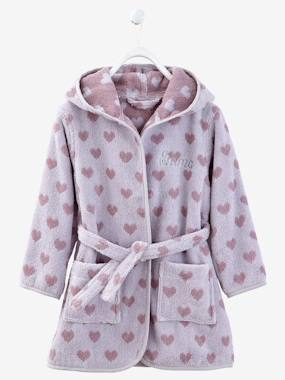 household linen-Child's Hooded Bathrobe