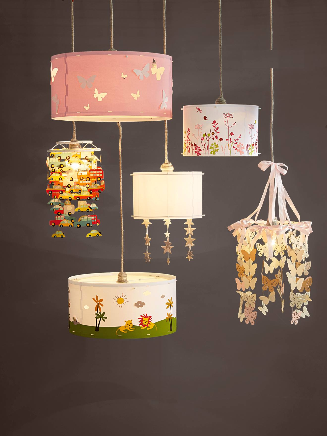 pendant multicolored p brown hanging tiffany southern light warehouse belle lamp rose lights shade of