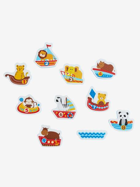 Stickers de bain MULTICOLORE - vertbaudet enfant