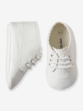 Mid season sale-Shoes-Newborn Baby Soft Lace-Up Ankle Boots