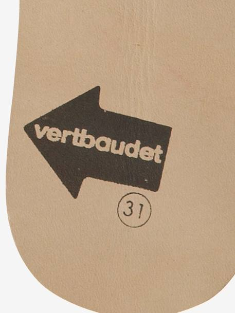 Pair of Leather Insoles Natural - vertbaudet enfant