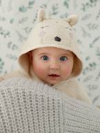 Cardigan with Deer Hood & Ears for Newborn Baby  - vertbaudet enfant