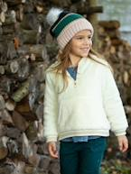 Colourblock Beanie for Girls  - vertbaudet enfant