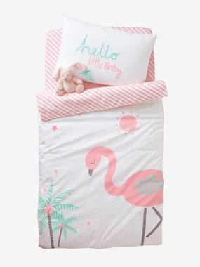 Vertbaudet Sale-Bedding-Summer Sorbet Duvet Cover