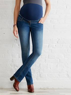 Collection Autumn-Winter-Maternity Bootcut Jeans - Inside Leg 33""