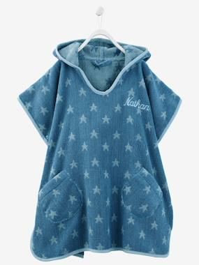 Bedding-Bathing-Ponchos-Child's Hooded Bath Poncho