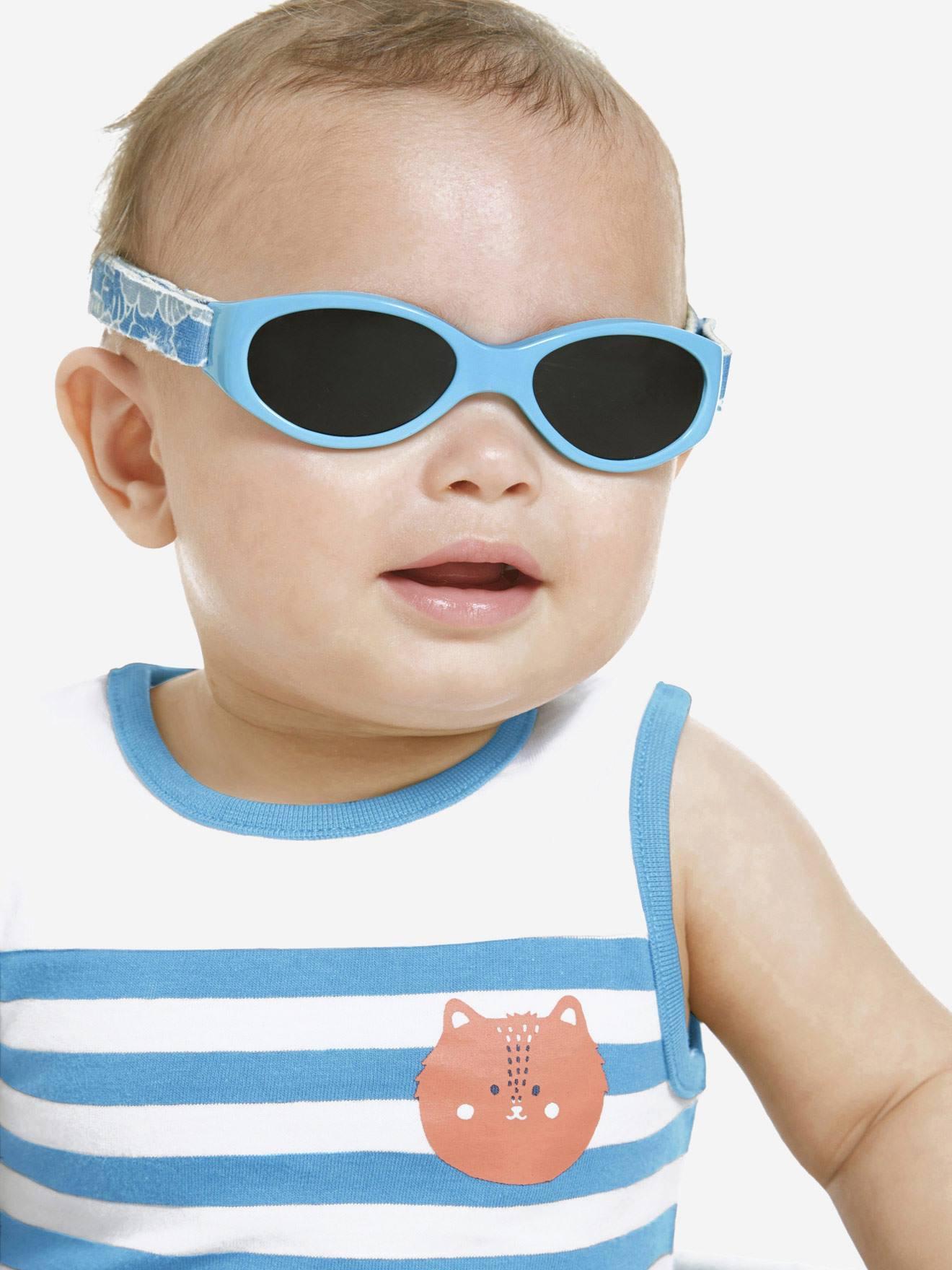 Lunettes de soleil vertbaudet pour bébé jusqu'