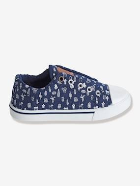 Shoes-Boys Footwear-Trainers-Canvas Trainers