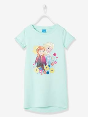 Girl-Dress-Girls' Frozen® Dress with Glitter