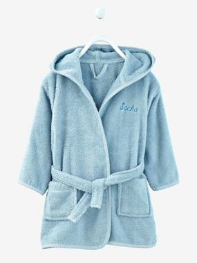 household linen-Baby Hooded Bathrobe