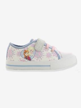 Shoes-Girls' Trainers with Glitter, Frozen® Theme