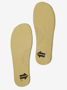 Shoes-Pair of Leather Insoles
