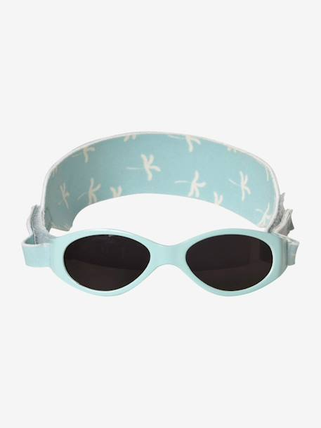 Vertbaudet Baby Sunglasses for 6-18 months Green+Powder pink - vertbaudet enfant