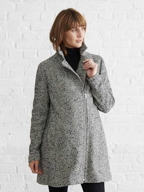 Vertbaudet Collection-Maternity-3-in-1 Adaptable Maternity Coat