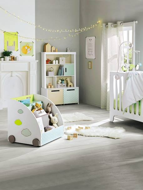 Baby Music Mobile Muticolour - vertbaudet enfant