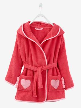 Vertbaudet Collection-Boys-Fun Bathrobe
