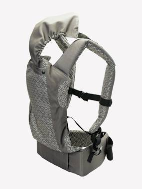 Nursery-Baby Carriers, carry scarf-Barry carriers-VERTBAUDET Physiological Baby Carrier
