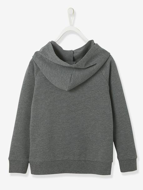 Star Wars® Hooded Sweatshirt GREY DARK MIXED COLOR - vertbaudet enfant