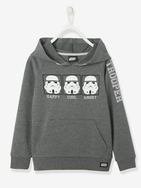 Summer collection-Boys-Cardigans, Jumpers & Sweatshirts-Star Wars® Hooded Sweatshirt
