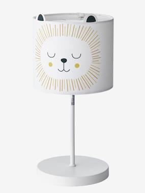 Decoration-Lion Bedside Table Lamp