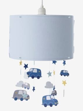 Bedding & Decor-Decoration-Clouds & Cars Hanging Lampshade