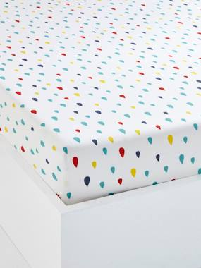 Bedroom-Child's bedding-Children's Fitted Sheet, Nee-Naw Theme