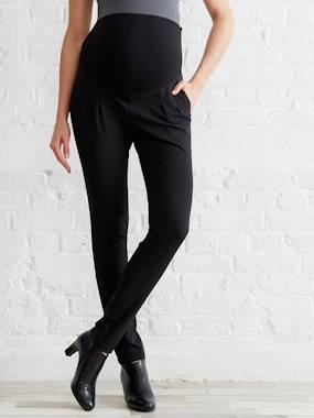bas-Maternity City Trousers - Inside Leg 32""