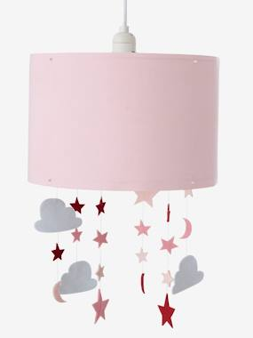 Bedding & Decor-Decoration-Lighting-Stars & Clouds Hanging Lampshade