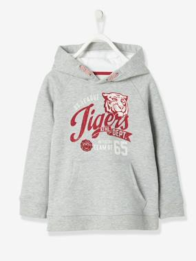 Boys-Sweatshirts & Hoodies-Boys' Hooded Sweatshirt