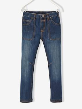 Boys-Jeans-Boys' Indestructible Denim Trousers