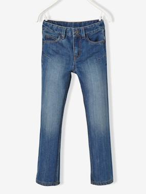 Boys-Jeans-Boys' Straight Cut Jeans