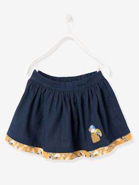 Megashop-Girls-Girls' Reversible Skirt
