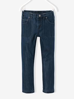 Indestructible Trousers-Boys' Indestructible Denim Trousers