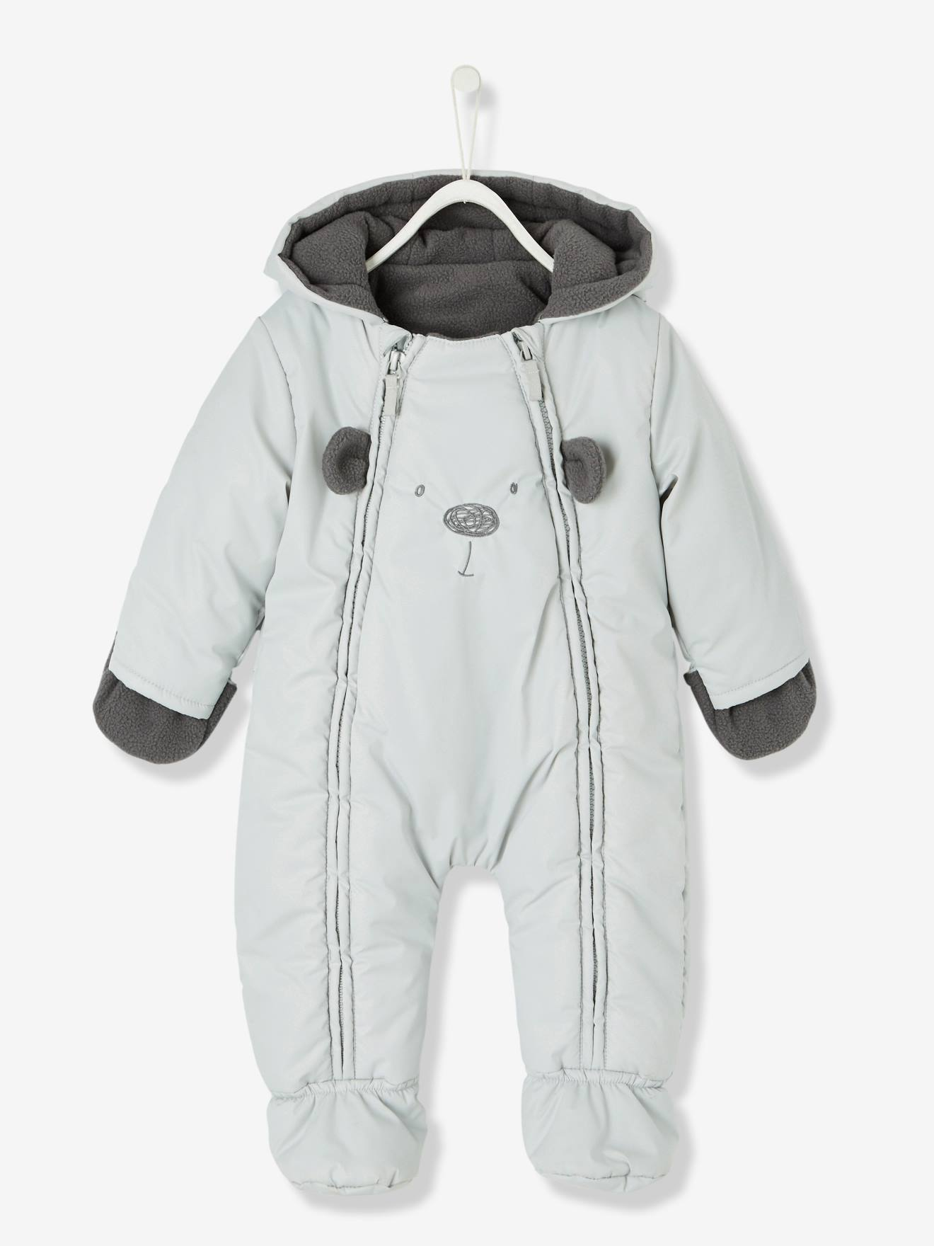 Girls' Clothing (newborn-5t) Clothing, Shoes & Accessories Lovely 0-3m All In One Snowsuit