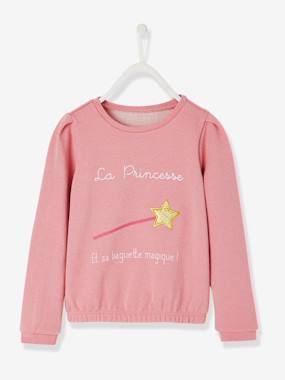 Girl-Sweatshirt-Grils' Magic Wand Sweatshirt