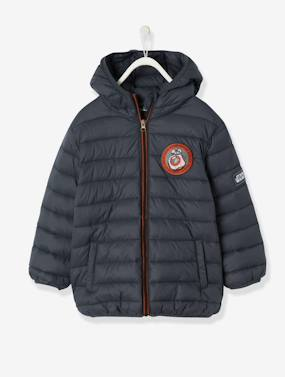 Vertbaudet Sale-Boys-Boys' Light Jacket with Hood, Star Wars® Theme