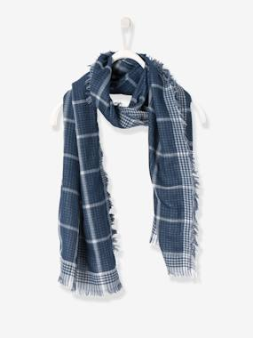 Boy-Accessories -Boys' Reversible Scarf