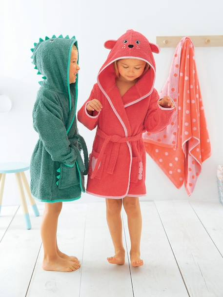 Fun Bathrobe Grenadine - vertbaudet enfant