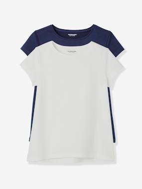 must-haves-Girls' Pack of 2 Short-Sleeved T-Shirts