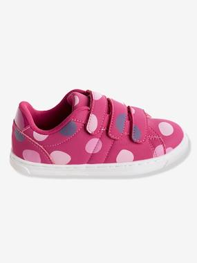 Shoes-Girls Footwear 23-38-Girls' Stylish Trainers with Touch 'n' Close Tabs